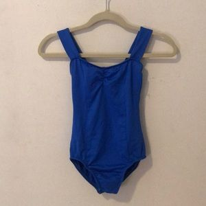 Motionwear Royal Blue Leotard